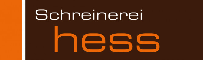 Logo der Firma Schreinerei Hess