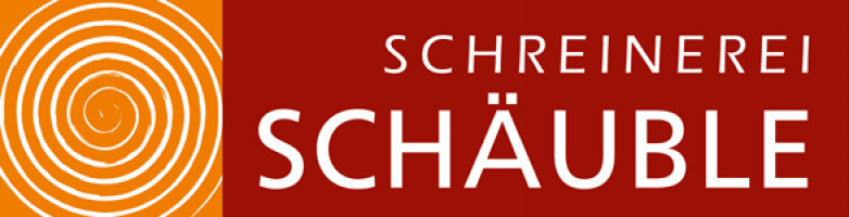 Logo der Firma Schreinerei Schäuble