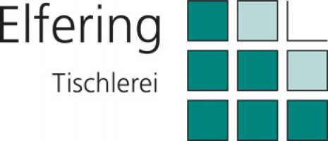 Logo der Firma Elfering Tischlerei GmbH
