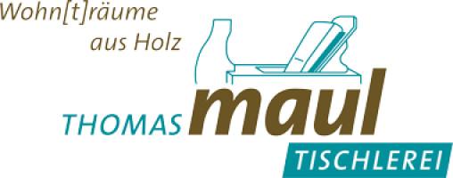 Logo der Firma Tischlerei Thomas Maul GmbH & Co. KG