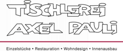 Logo der Firma Tischlerei Pauli