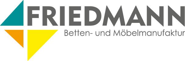 Logo der Firma Friedmann Bau und Möbelschreinerei GmbH