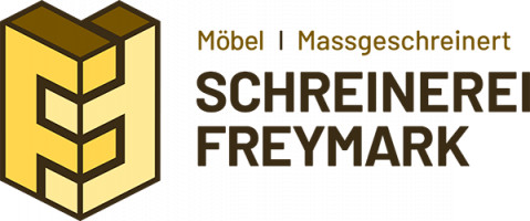 Logo der Firma Schreinerei Freymark e. K.