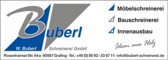 Logo der Firma Buberl Schreinerei GmbH