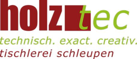 Logo der Firma Tischlerei Holztec