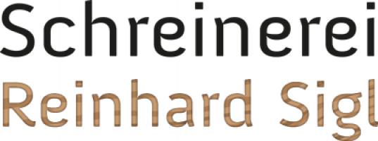 Logo der Firma Schreinerei Sigl