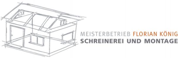 Logo der Firma Schreinerei und Montage König