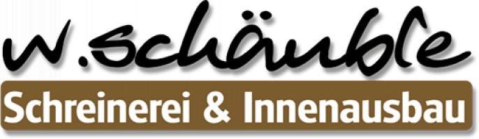 Logo der Firma Schreinerei & Innenausbau Schäuble