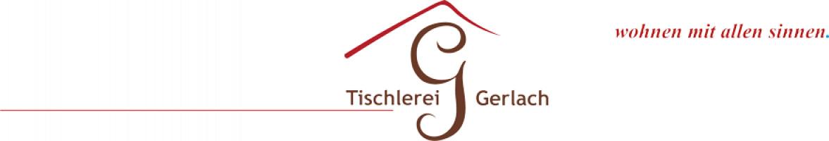 Logo der Firma Tischlerei Gerlach