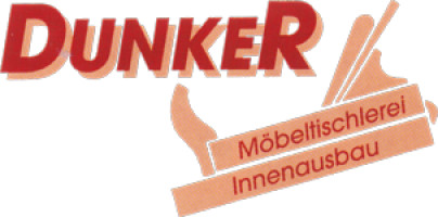 Logo der Firma Bau & Möbelschreinerei Dunker
