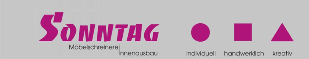 Logo der Firma Schreinerei Sonntag