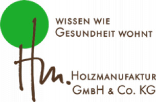 Logo der Firma Holzmanufaktur GmbH & Co. KG