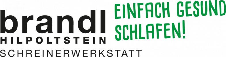 Logo der Firma Brandl- Die Schreinerwerkstatt