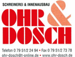 Logo der Firma Schreinerei - Innenausbau Ohr & Dosch