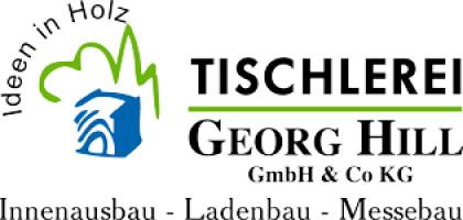 Logo der Firma Tischlerei Georg Hill GmbH & Co KG