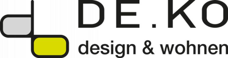 Logo der Firma DE.KO design&wohnen GmbH