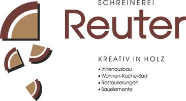 Logo der Firma Schreinerei Reuter GmbH & Co. KG